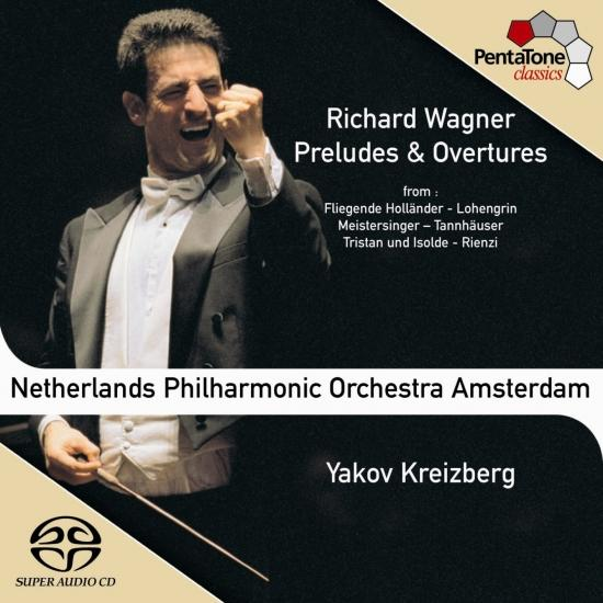Cover Wagner: Preludes and Overtures