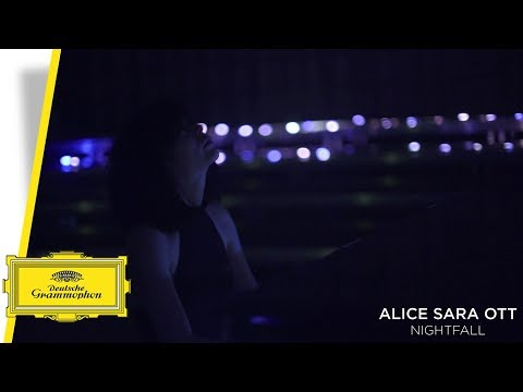 Video Alice Sara Ott - Nightfall (Trailer & Interview)