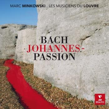 Cover Bach: St John Passion