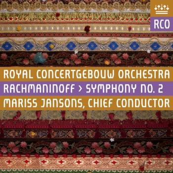 Cover Rachmaninoff: Symphony No. 2 in E Minor, Op. 27 (Live)