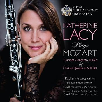 Cover Mozart: Clarinet Concerto, K. 622 & Clarinet Quintet in A, K. 581