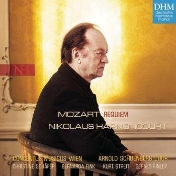 Cover Mozart: Requiem