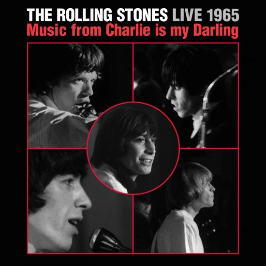Cover Live 1965: Music From Charlie Is My Darling
