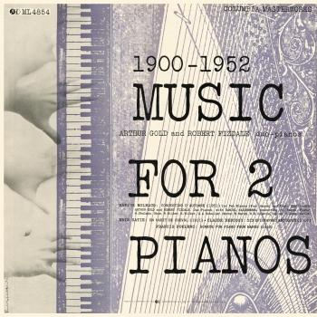 Cover Music for Two Pianos