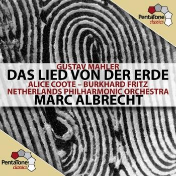 Cover Mahler: Das Lied von der Erde (Song of the Earth)