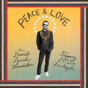 Cover The Lifetime Of Peace & Love Tribute Concert (Benefiting The David Lynch Foundation)