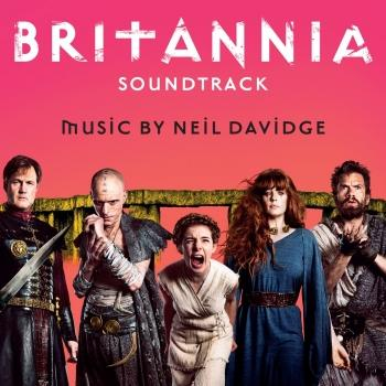 Cover BRITANNIA Soundtrack
