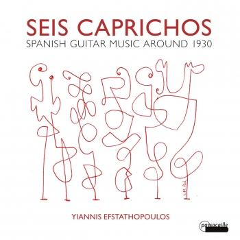 Cover Spanish Guitar Music Around 1930