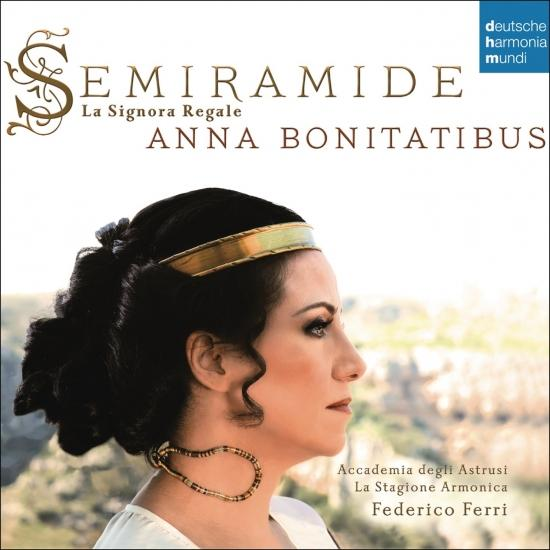 Cover Semiramide - La Signora Regale. Arias & Scenes from Porpora to Rossini