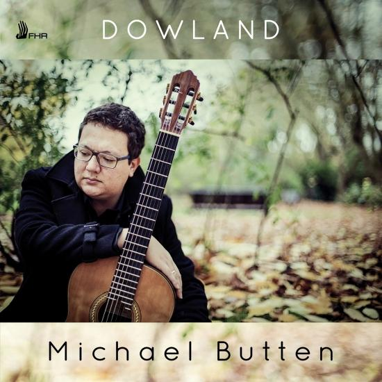Cover Dowland: Works for Lute (Performed on Guitar)