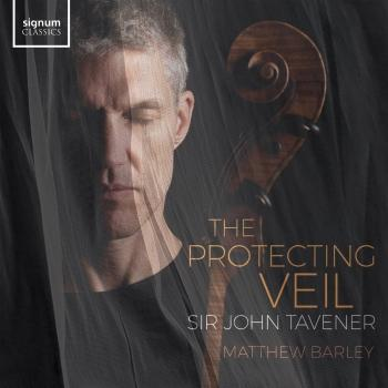 Cover Tavener: The Protecting Veil