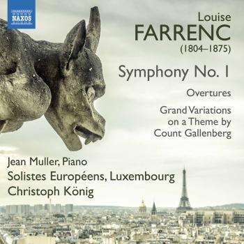 Cover Farrenc: Orchestral Works