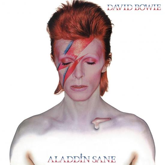 Cover Aladdin Sane (Remastered)