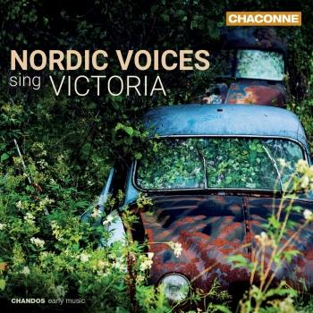 Cover Victoria: Motets