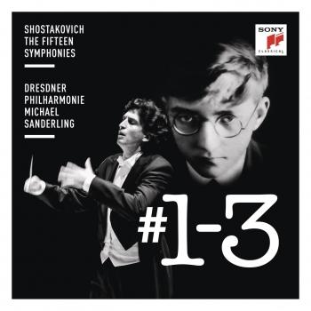 Cover Shostakovich: The Fifteen Symphonies: Nos. 1-3