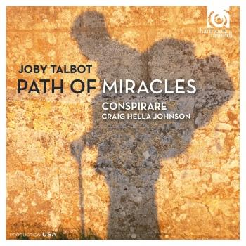 Cover Joby Talbot: Path of Miracles