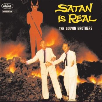 Cover Satan Is Real