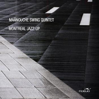 Cover Montreal Jazz-Up