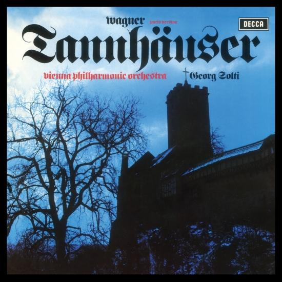Cover Wagner: Tannhäuser (Remastered)