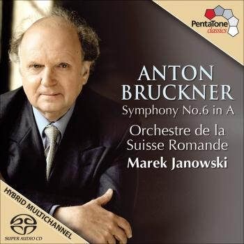 Cover Bruckner: Symphony No. 6 in A (Nowak Edition)