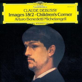 Cover Debussy: Images 1 & 2; Children's Corner (Remastered)