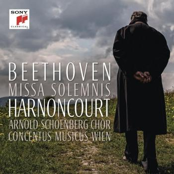 Cover Beethoven: Missa Solemnis in D Major, Op. 123