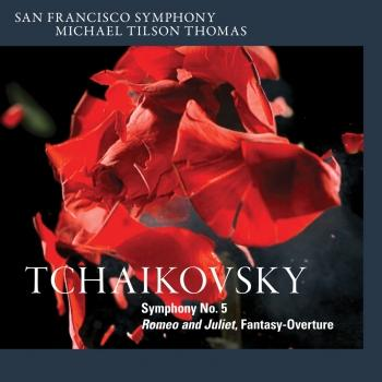 Cover Tchaikovsky: Symphony No. 5 - Romeo and Juliet Fantasy Overture