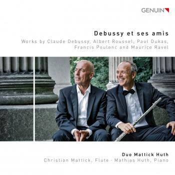 Cover Debussy et ses amis