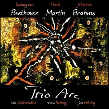 Cover Beethoven, Martin & Brahms