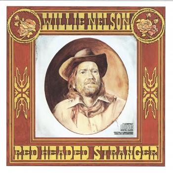 Cover Red Headed Stranger