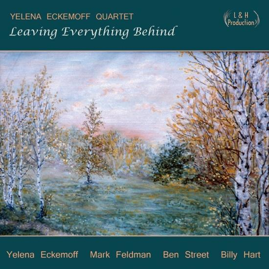 Cover Leaving Everything Behind