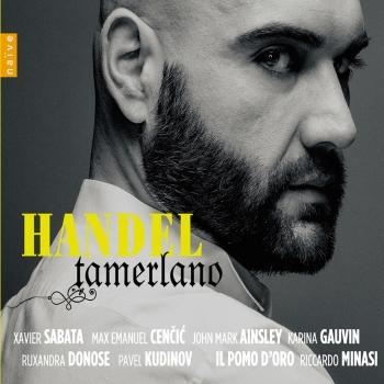 Cover Handel: Tamerlano, HWV 18 (1731 version)