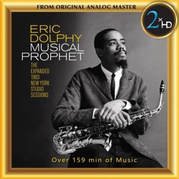 Cover Musical Prophet - The Expanded 1963 New York Studio Sessions