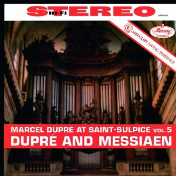 Cover Marcel Dupré At Saint-Sulpice Vol.5 (Remastered 2015)