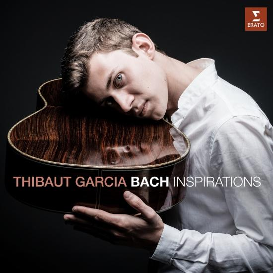 Cover Bach Inspirations