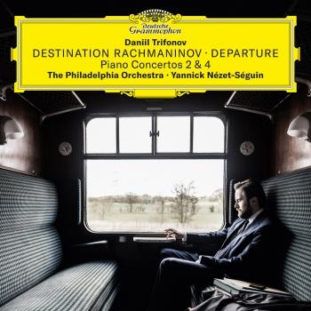 Cover Destination Rachmaninov: Departure