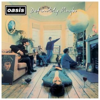 Cover Definitely Maybe (Remastered Deluxe)