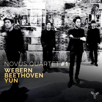 Cover Webern, Beethoven, Yun
