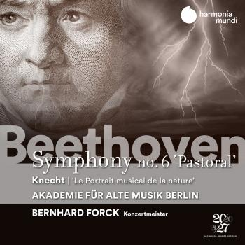 Cover Beethoven: Symphony No. 6 'Pastoral'