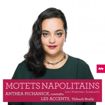 Cover Motets Napolitains