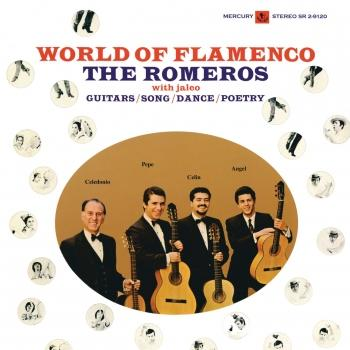 Cover World Of Flamenco