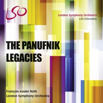 Cover The Panufnik Legacies