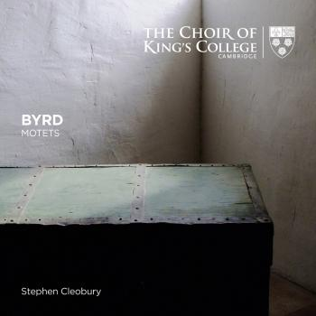 Cover Byrd: Motets