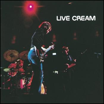 Cover Live Cream Volume 1