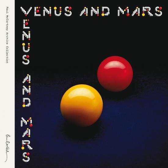 Cover Venus And Mars (Deluxe Edition)