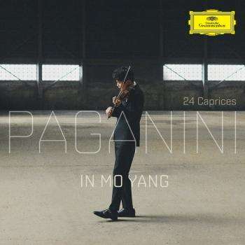 Cover Paganini: 24 Caprices
