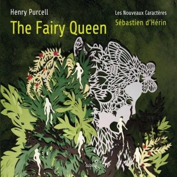 Cover Purcell: The Fairy Queen, Z. 629
