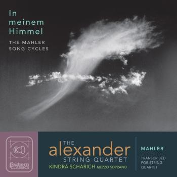 Cover Mahler Song Cycles: In meinem Himmel