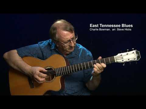 Video Steve Hicks - East Tennessee Blues