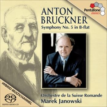 Cover Bruckner: Symphony No. 5 in B-flat (1875-1878) Nowak Edition
